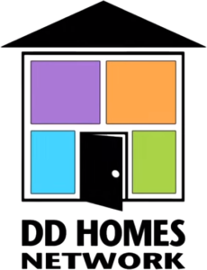 DD Homes Network Logo